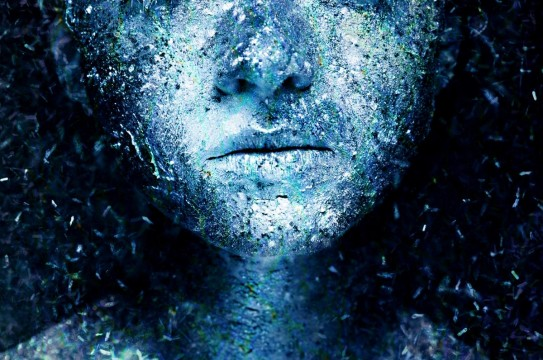 Frozen-Woman-Face